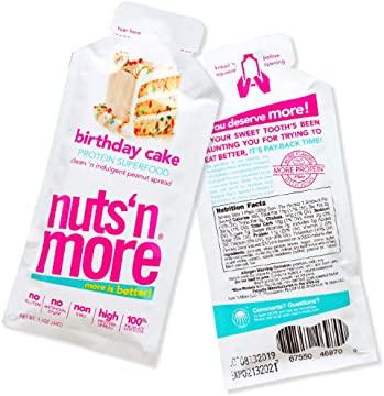 nuts n more birthday cake
