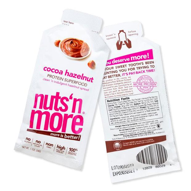 nuts n more cocoa hazelnut