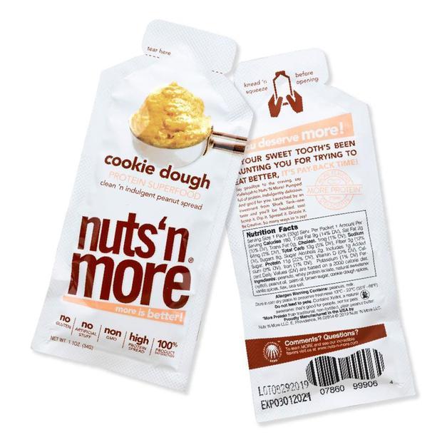 nuts n more cookie dough