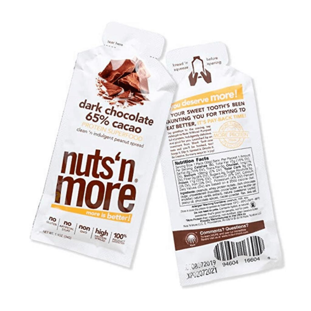 nuts n more dark chocolate