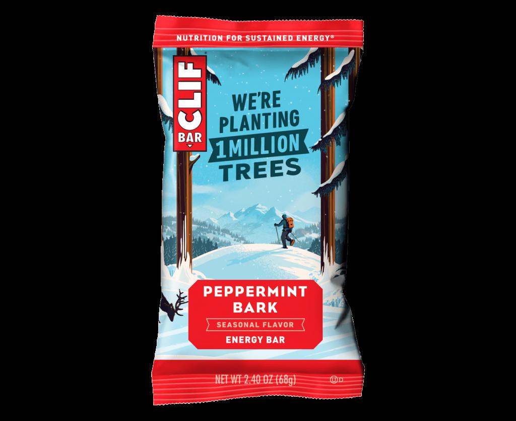 Peppermint Bark Clif bar