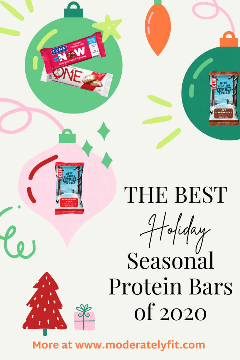 The best holiday bars Pinterest graphic