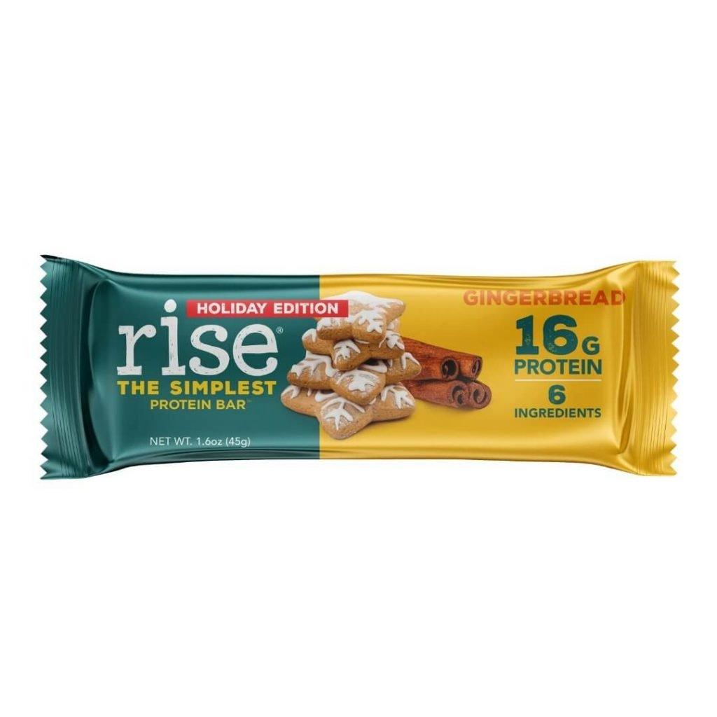 gingerbread rise bar