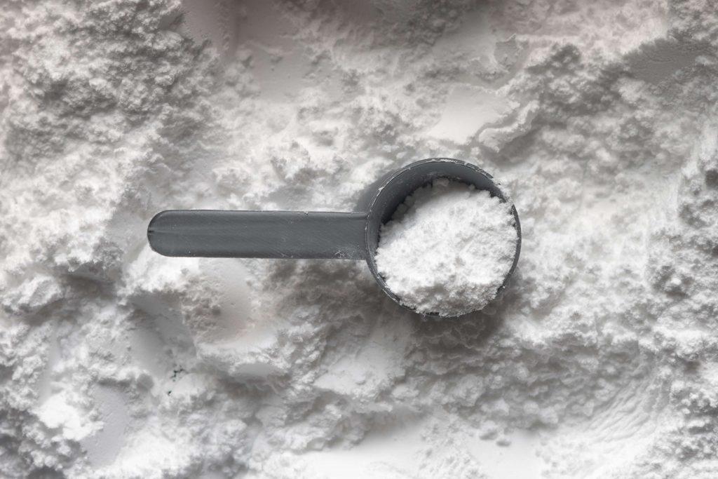 powder scoop