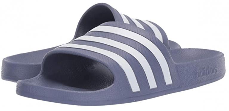 Adidas aqua slide sandals