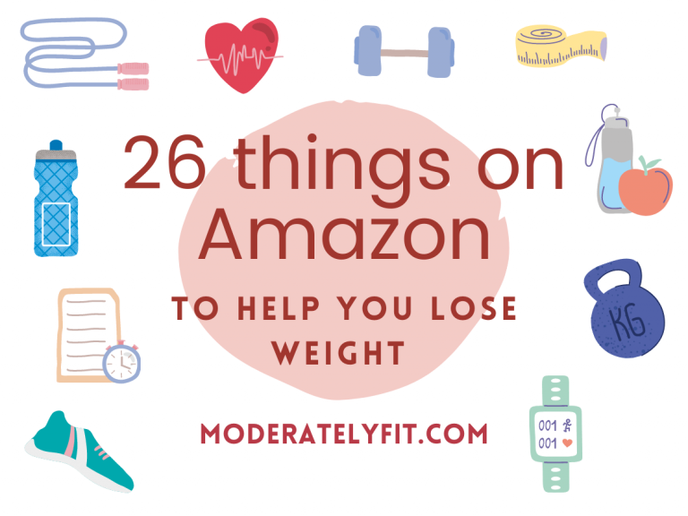 26 things on amazon to help you lose weight - blog image