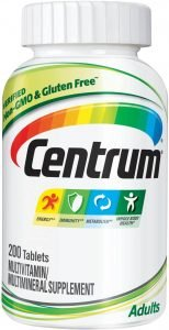 Centrum multivitamin 200 count