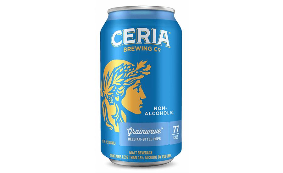 Ceria Brewing Co Grainwave Belgian style hops