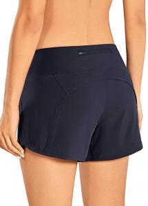 Crz yoga womens quick dry running shorts