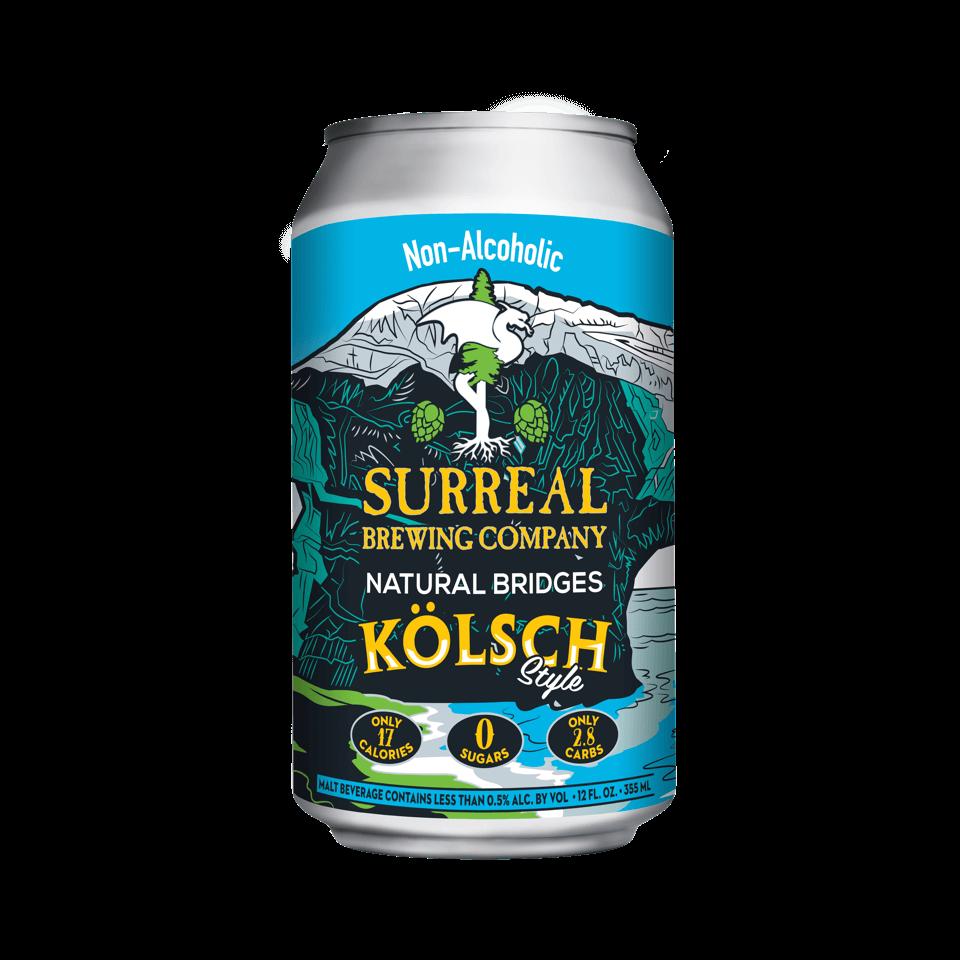 Surreal Brewing Company Natural Bridges Kolsch