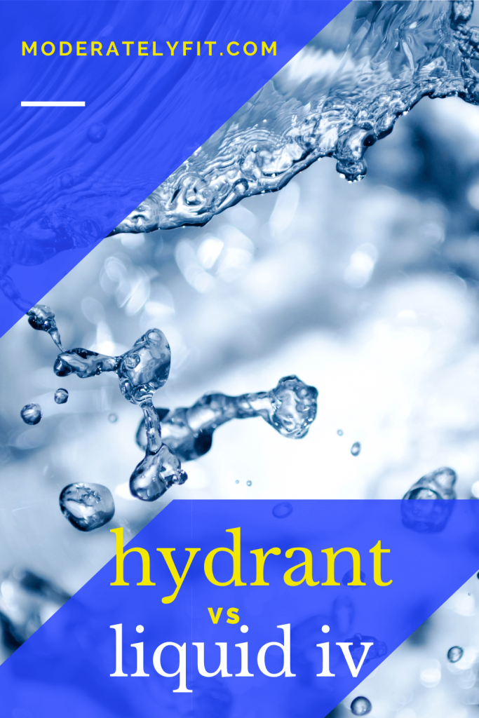 hydrant vs liquid iv pinterest pin