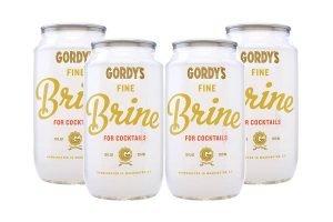 Gordys Fine Brine Canned Pickle Juice