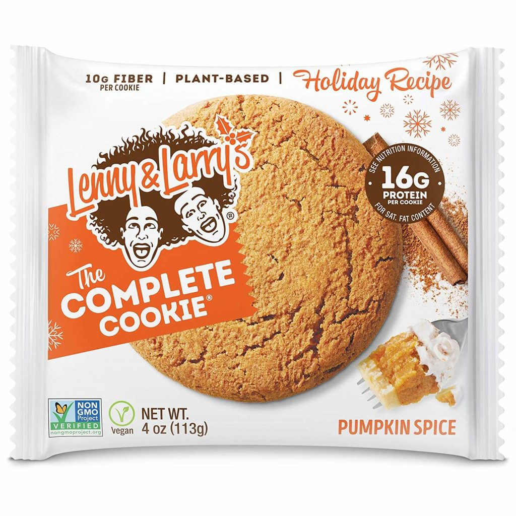 Lenny & Larry's The Complete Cookie, Pumpkin Spice