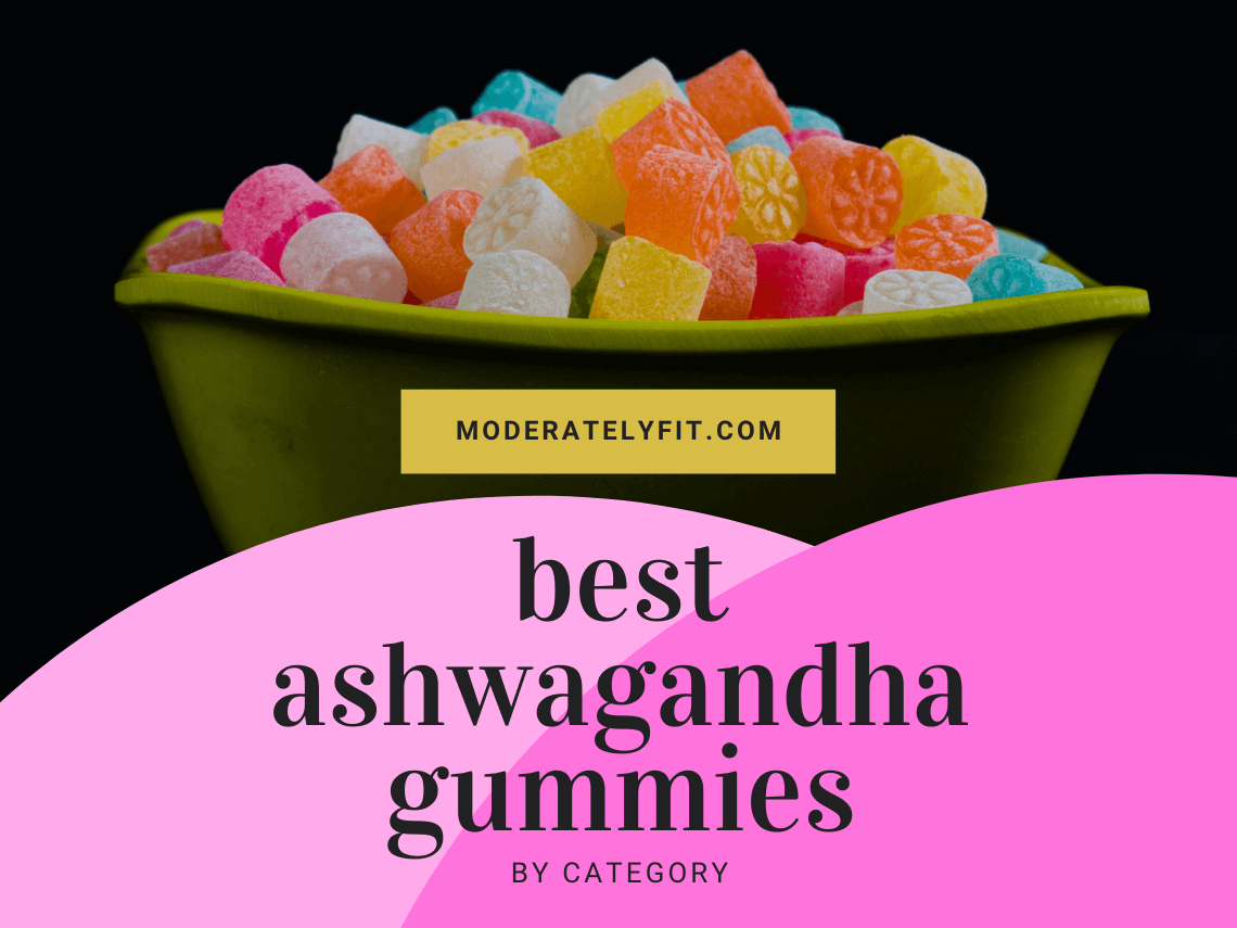 Best ashwagandha gummies by brand - blog post image