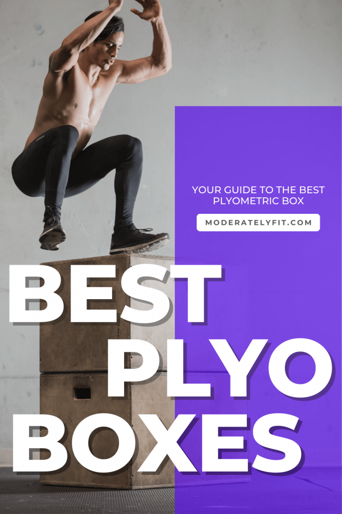 Best plyo boxes - Your guide to the best plyometric box - pinterest pin