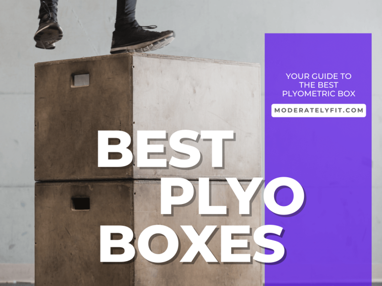Best plyo boxes - Your guide to the best plyometric box - blog post image