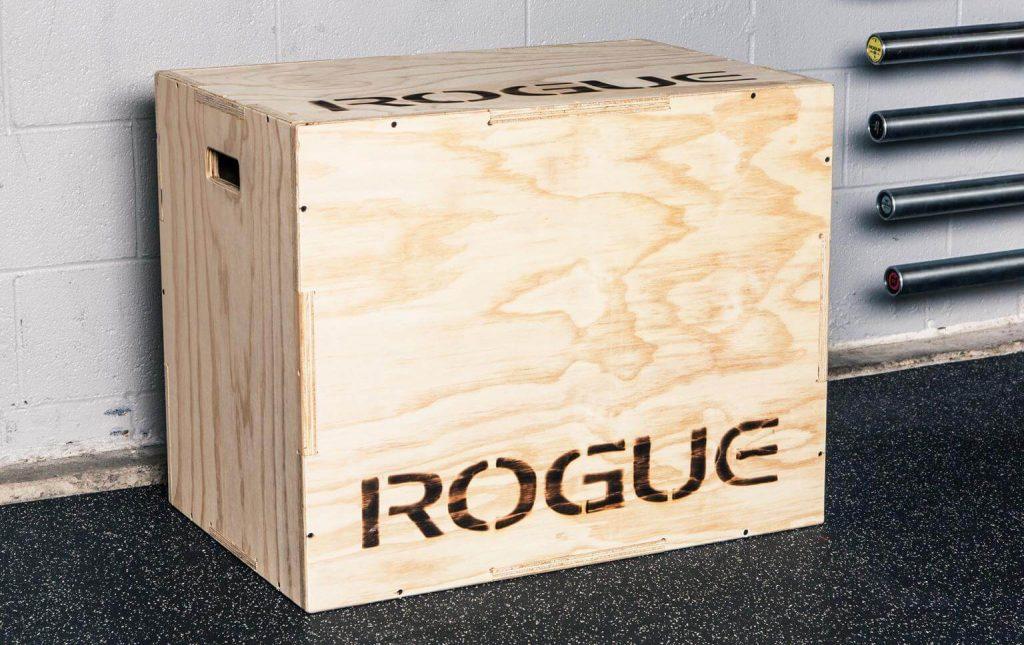 Rogue Fitness Rogue Flat Pack Games Box - Wood